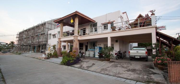 ห้องพัก โซน บี ปรับปรุงล่าสุด 2014-09-06