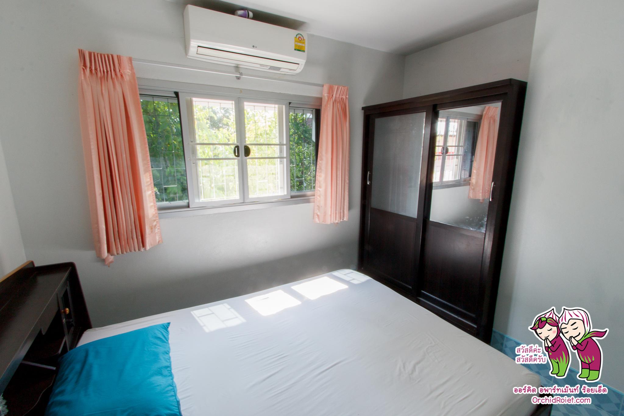 ห้องนอน ตึก A