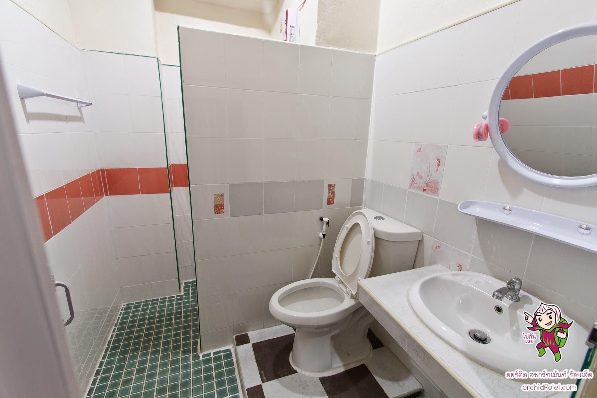 ห้องน้ำ ตึก B
