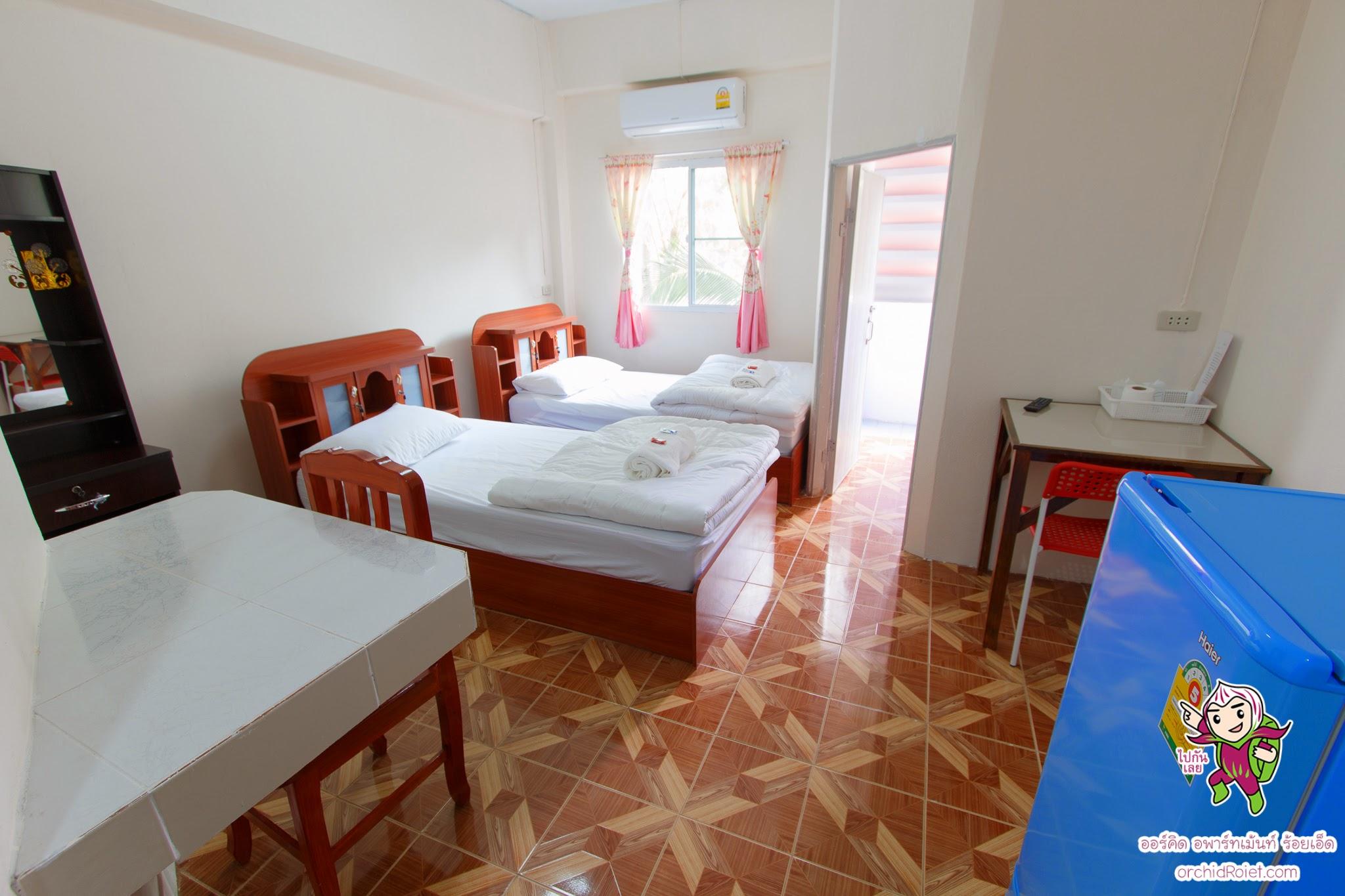 ห้องนอน ตึก B