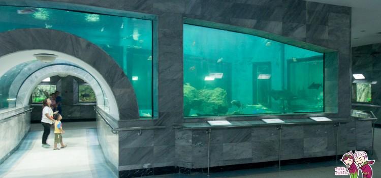 สถานแสดงพันธุ์สัตว์น้ำ